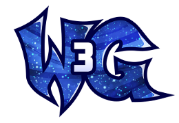 World 3 Gaming Beta logo